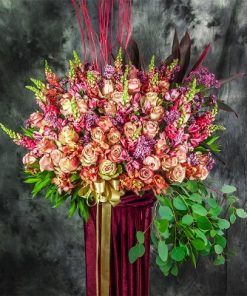 Send flower for official grand opening