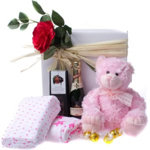Baby Girl Gift Hampers in Singapore