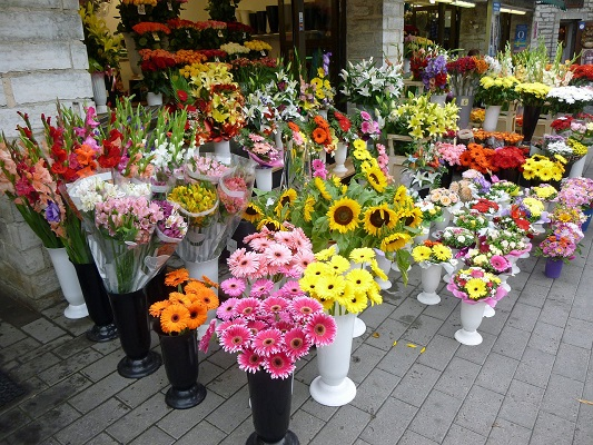 Grand Opening of Business Deserves a Gorgeous Grand Opening Flower Stand Delivery