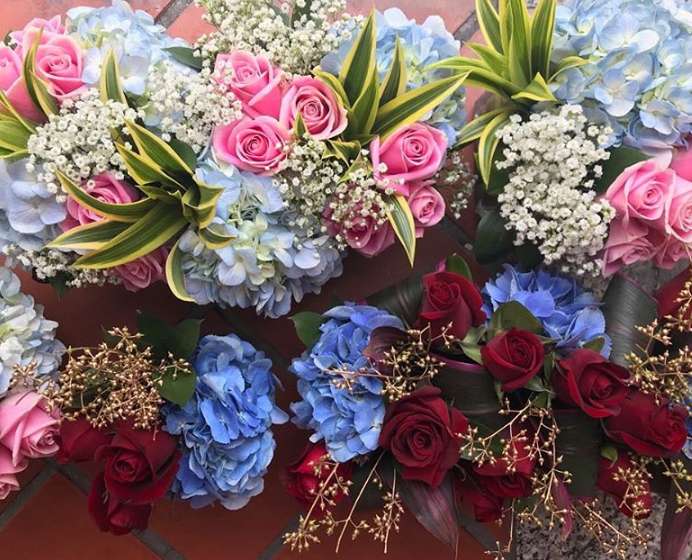 Learning from the Best Florist on How to Arrange Flowers